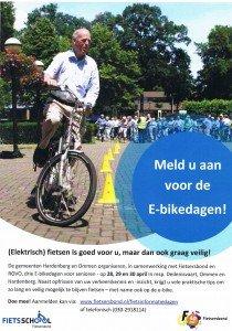 E-bikedag
